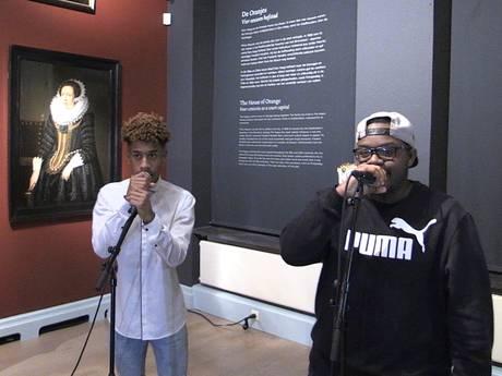 Kinderen nemen Haags Historisch Museum over