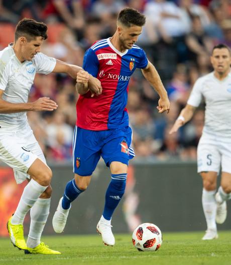 Van Wolfswinkel wint Zwitserse beker met FC Basel