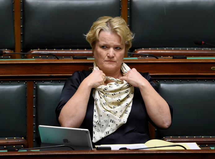 Nathalie Muylle, ministre de l'Économie