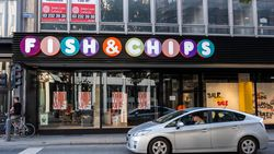 (Bijna) over en uit voor Fish & Chips