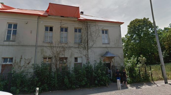 Villa Schoonheuvel bij Park Bellevue.