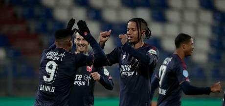FC Twente grijpt koppositie na simpele zege in Tilburg