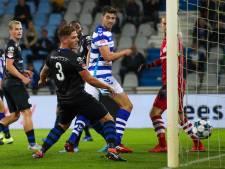 FC Den Bosch opent seizoen met nederlaag bij De Graafschap