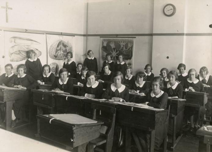Mater Dei Nijmegen in 1935