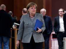 Onderhandelingen Duitse kabinetsformatie vastgelopen