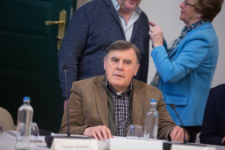 De Truienaren namen het op voor hun Oud-burgemeester Jef Cleeren (CD&V) en behielden zijn naam voor de jeugdwerking.