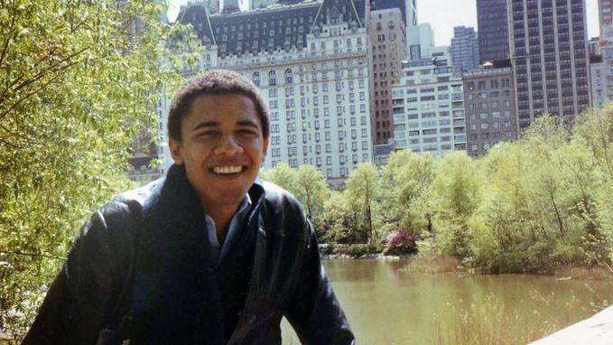 Liefdesbrieven van onzekere Obama aan zijn ex openbaar gemaakt