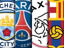Dit zijn de meest verdienende voetbalclubs ter wereld