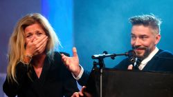 Huwelijk Barbara Sarafian en Yves De Moor krijgt staartje voor de correctionele rechtbank