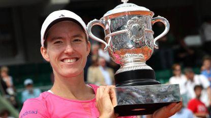 Tennis Channel zet Justine Henin op negende plaats in ranking aller tijden