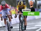 """Tom Boonen: """"Van Aert had naast Van der Poel moeten zitten toen die aanging. Of zelfs vroeger al"""""""