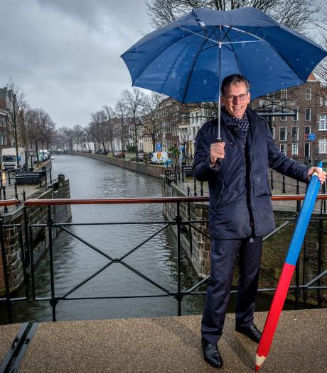 Dijkgraaf Delfland wil dat iedereen gaat stemmen: 'Droge voeten en schoon water'