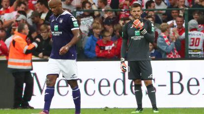 Anderlecht met 4-2 onderuit bij Kortrijk, Kompany blijft achter met 2 op 12