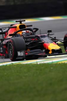 Ook tweede sessie eindigt voortijdig na crash, Verstappen derde