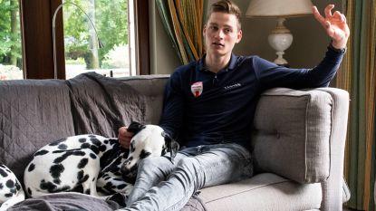 """Mathieu van der Poel begint aan zijn veldritseizoen: """"Ik wil in cross, op weg én op mountainbike olympische of wereldtitel"""""""