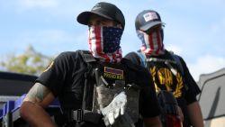 Facebook verbiedt advertenties van extreemrechtse milities zoals de Proud Boys