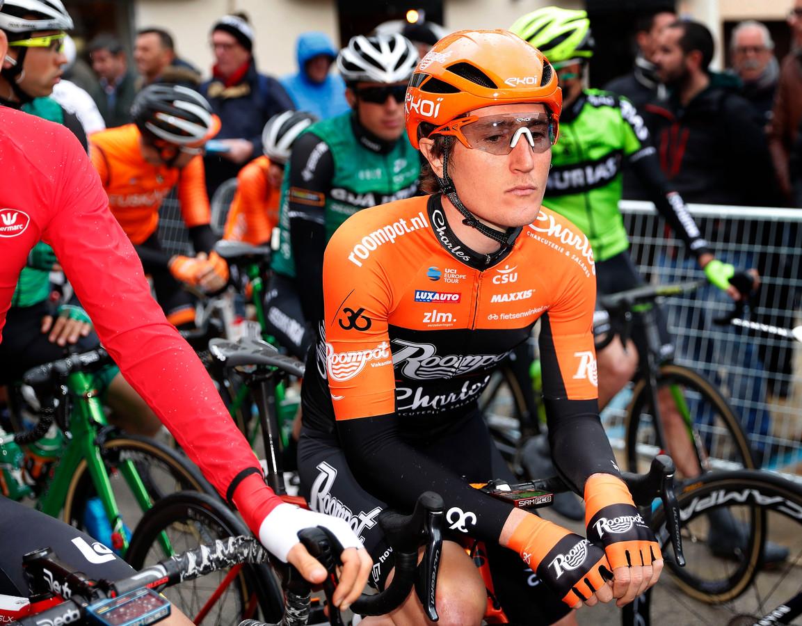 Nick van der Lijke: goede generale voor Amstel Gold Race.