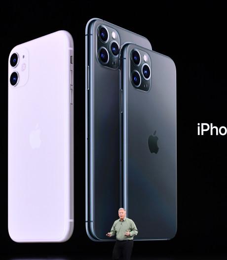 Kunnen de nieuwe iPhones opboksen tegen Android-concurrenten?