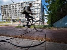 376 telslangen meten drukte op Gelderse fietspaden