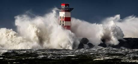 Het houdt niet op: morgen wederom zware windstoten verwacht
