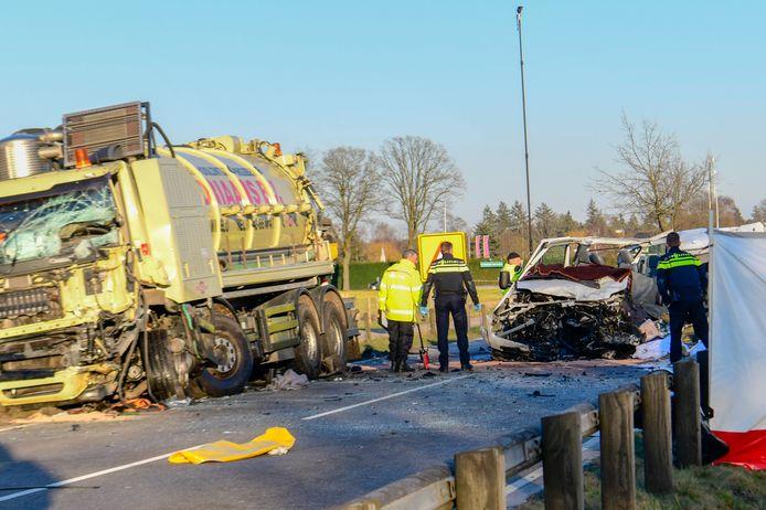 Dodelijk ongeval Helmondsingel Helmond
