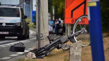 Bejaarde fietser sterft op drukke gewestweg in Roeselare