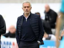 Mourinho ergert zich aan vragen over Bergwijn: 'Meer nodig dan elf goede spelers'