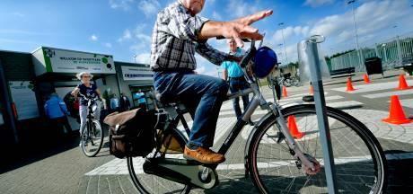 Een e-bike rijdt toch anders dan een fiets