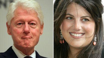 """Bill Clinton openhartig: """"Affaire met Monica Lewinsky hielp me om mijn angsten onder controle te houden"""""""