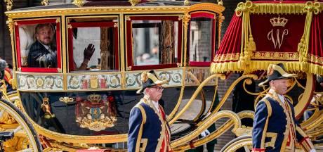 Koningspaar komt op Prinsjesdag met de auto, Haagse leerlingen lekker vrij