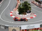 Verstappen knap derde achter snel Mercedes-duo