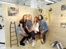 Van populier tot plank: studenten SintLucas helpen fairtrade hout promoten