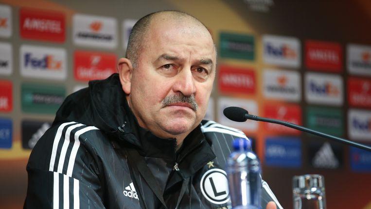 Legia-coach Stanislav Cherchesov.