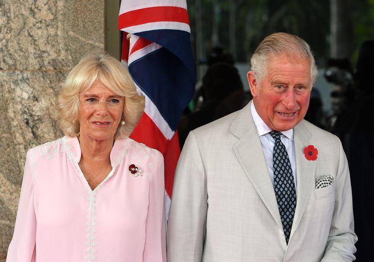 Camilla, de hertogin van Cornwall, en Charles, de prins van Wales, bezochten vorige week Nigeria tijdens hun trip door West-Afrika.