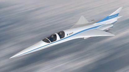 Dit jaar nog eerste testvlucht supersonisch vliegtuig, ook weduwe van Steve Jobs investeert in 'nieuwe Concorde'