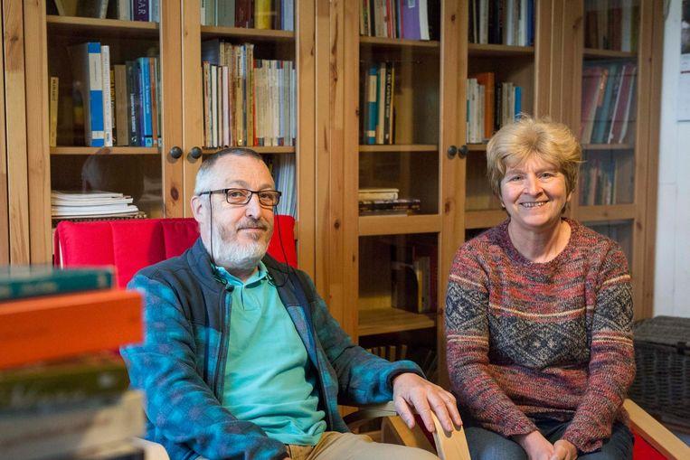 Michel Berger en zijn vrouw Chantal Coppens gaven in het middelbaar allebei nog les aan Zuhal Demir.