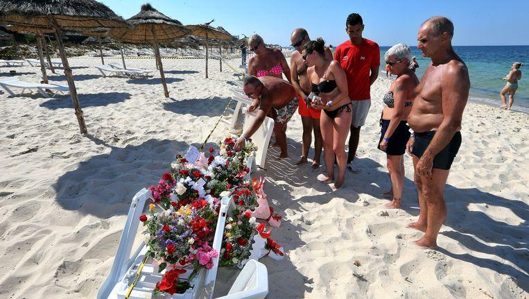 Twee jaar geleden kwamen er bij een aanslag op het strand van Sousse 39 mensen om het leven.