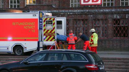 Agente schoot de man dood die andere passagier op Duitse trein aanviel met mes