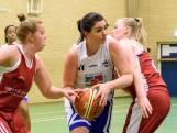 Basketbalsters BC Vlissingen moeten tegenstander in slotfase loslaten