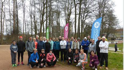 Jogging Club start nieuwe 'Start to run'