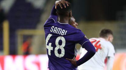 FT België (18/12). Zware knieblessure houdt Sambi Lokonga lang aan de kant - Anderlecht in beroep tegen vonnis gestaakte match op Standard Fémina