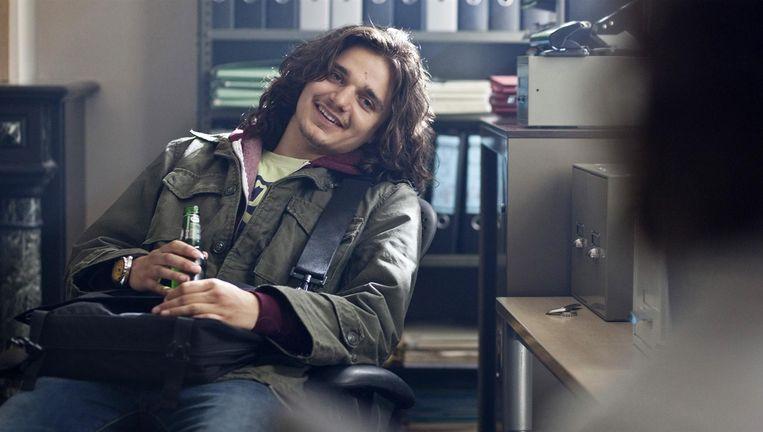 Chris Peters als Tonio in de verfilming van het boek van A.F.Th van der Heijden Beeld -