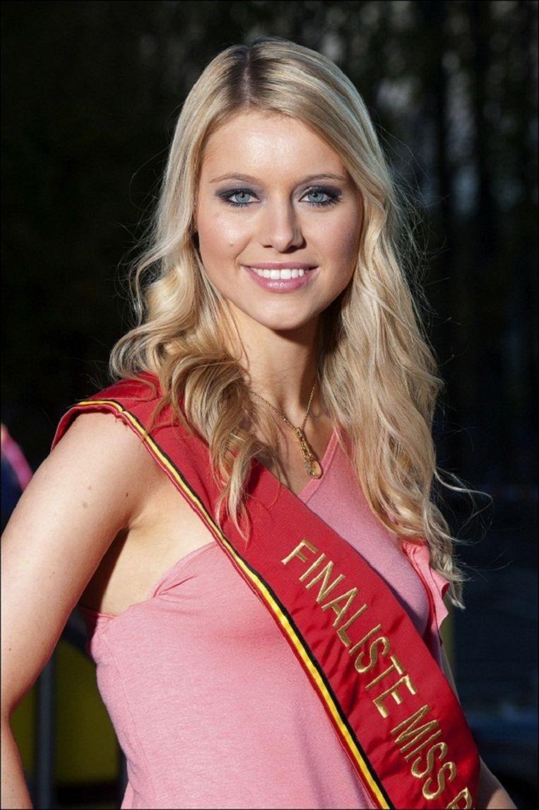 Aurore De Geest werd eerste eredame.