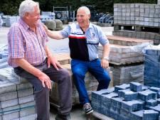Stratenmaker Cor van Tessel geniet na 50 jaar van zijn pensioen
