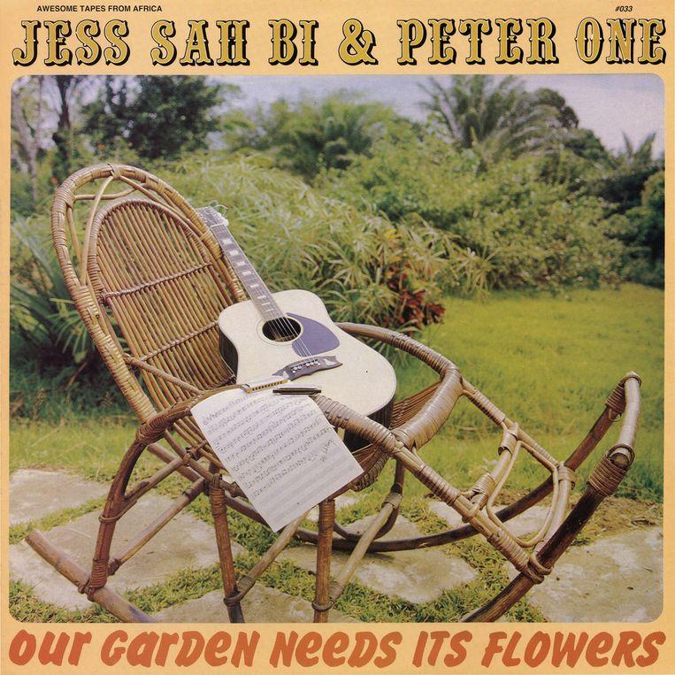 Albumhoes Jess Sah Bi & Peter One: Our Garden Needs Its Flowers Beeld foto
