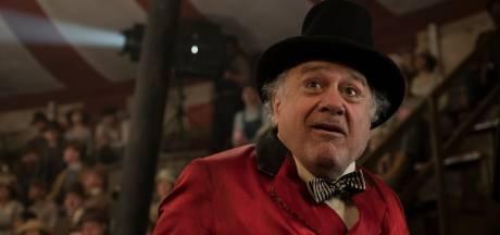 Danny DeVito is circusdirecteur in Dumbo: 'Ik spring graag uit mijn vel'