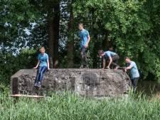 Vogels zitten Brabants Oerparcours dwars