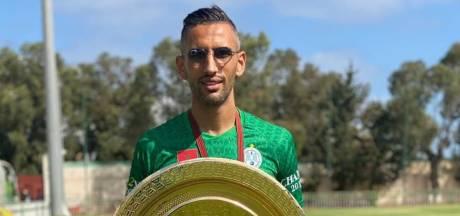 Haddad wil na landstitel ook Champions League winnen met Raja Casablanca: 'Hier ben ik echt iemand'