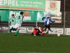 Toch nog zege voor ploeterend FC Meppel