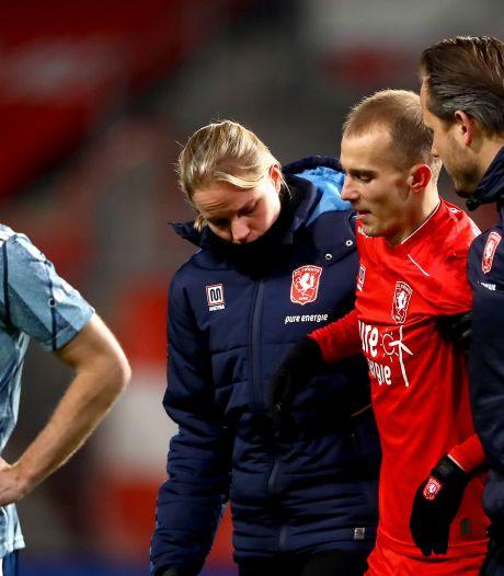 Niet het verlies, maar de blessures zorgen voor de kater bij FC Twente